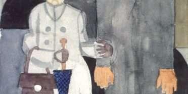 Ægtepar  –  Albert Mertz – 114A
