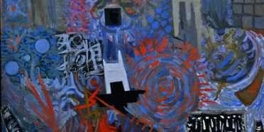 Da helvedesmaskinerne trådte dansen  –  Albert Mertz – 4211A