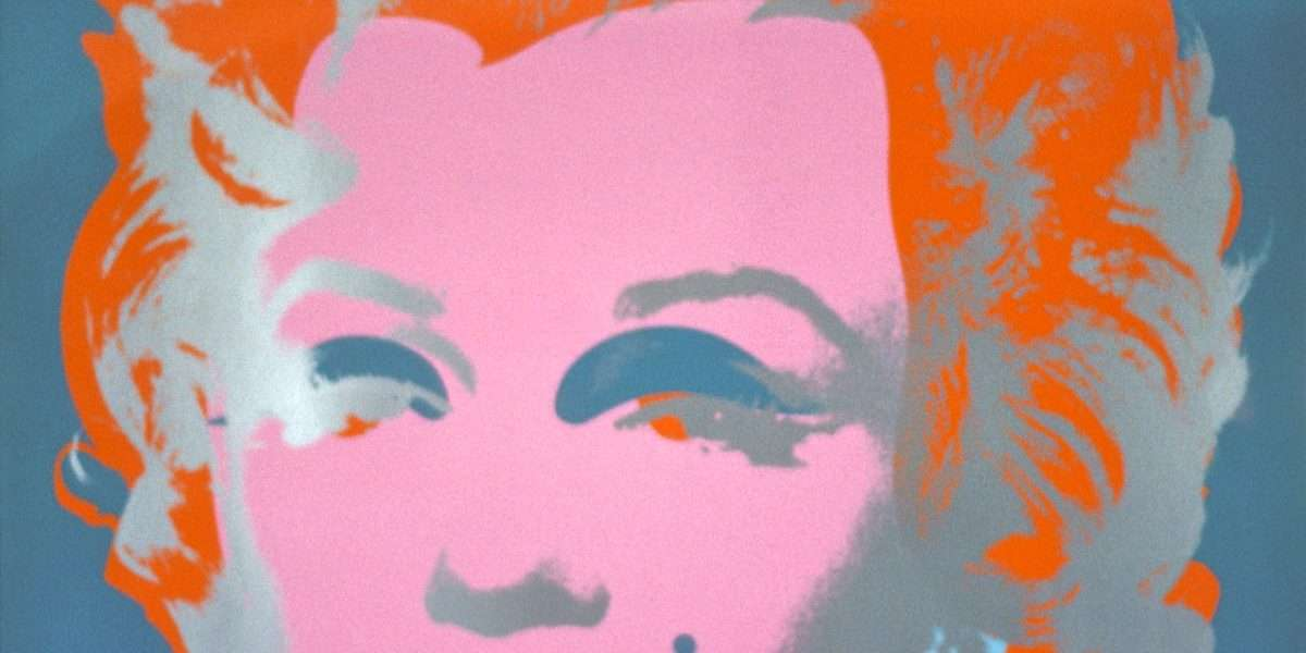 Andy Warhol - Marylin  -  Andy Warhol - 2274B