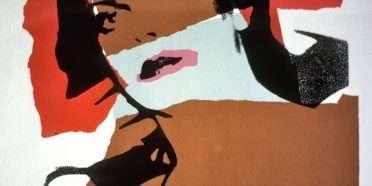 Fra transvestit-serien  –  Andy Warhol – 2275B