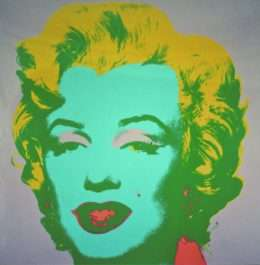 Andy Warhol - Marylin  -  Andy Warhol - 2620B