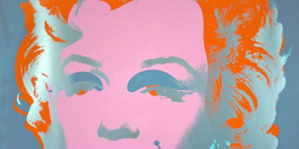 Andy Warhol - Marylin - Andy Warhol - 2621B