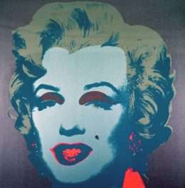Andy Warhol - Marylin  -  Andy Warhol - 2622B