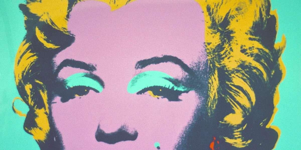 Andy Warhol - Marylin - Andy Warhol - 2623B