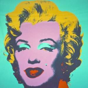 Andy Warhol - Marylin - Andy Warhol - 2623B