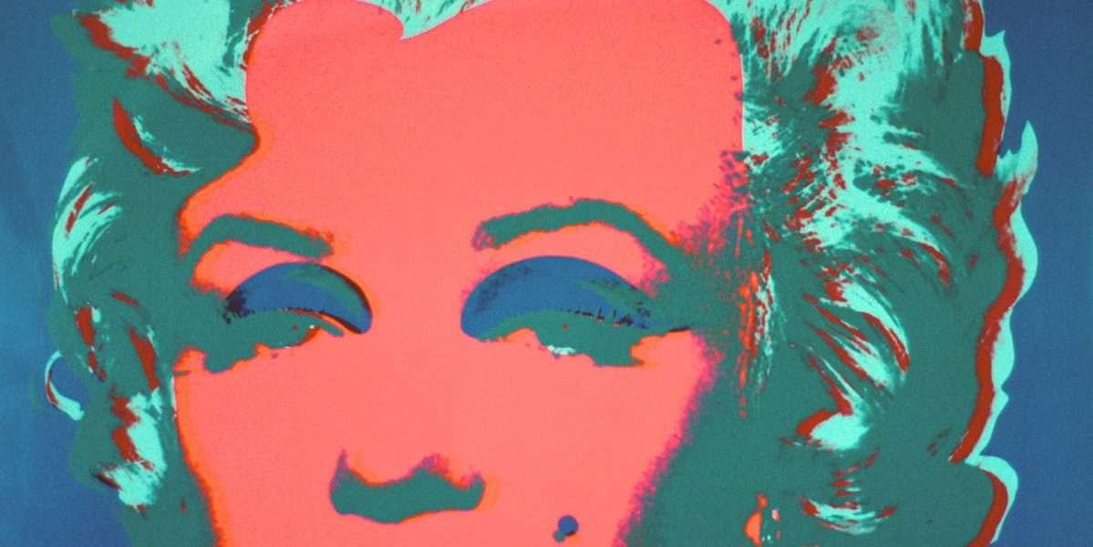 Andy Warhol - Marylin  -  Andy Warhol - 2624B