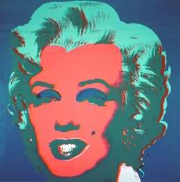 Andy Warhol - Marylin - Andy Warhol - 2624B