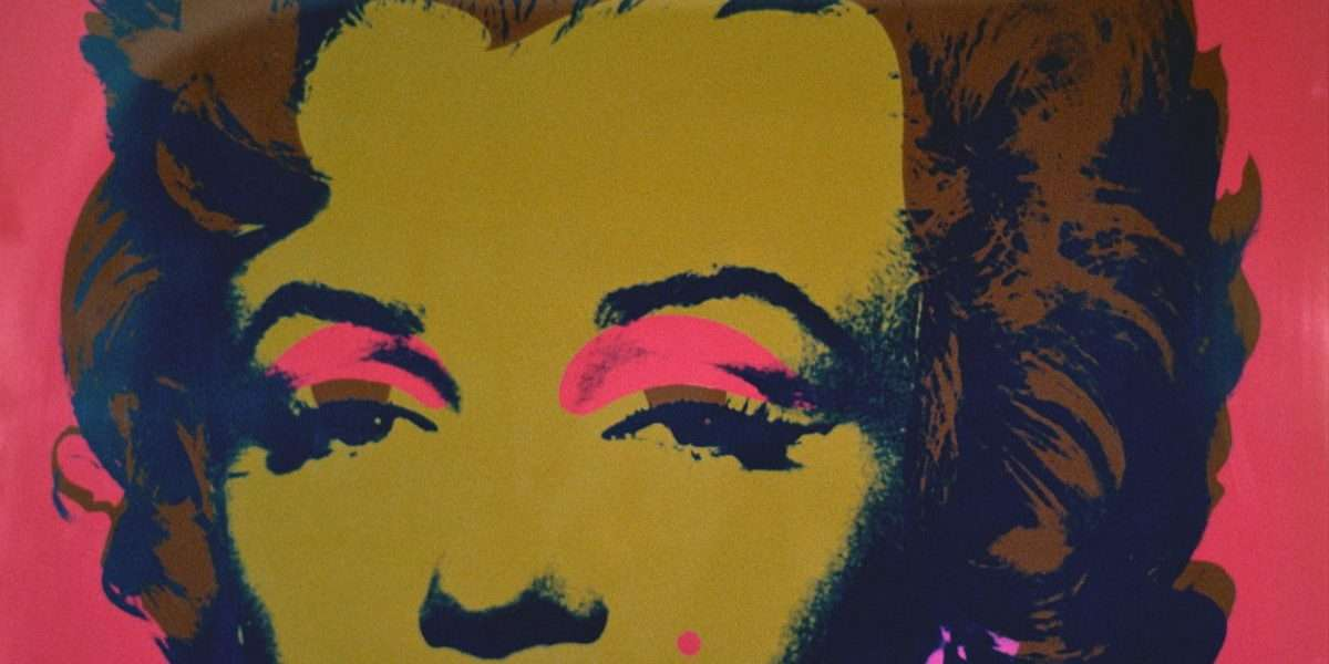 Andy Warhol - Marylin  -  Andy Warhol - 2625B