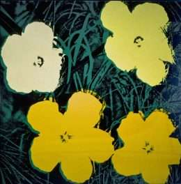 Andy Warhol - Flowers  -  Andy Warhol - 2627B