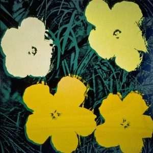 Andy Warhol - Flowers  -  Andy Warhol - 2627B