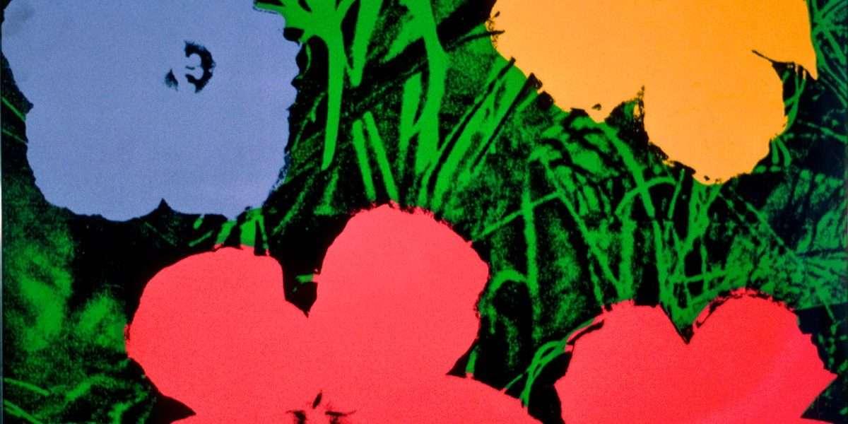 Andy Warhol - Flowers - Andy Warhol - 2628B