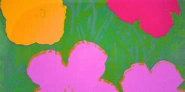 Flowers  –  Andy Warhol – 2631B