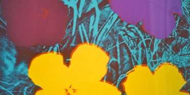 Flowers  –  Andy Warhol – 2632B