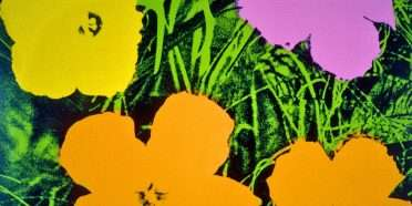 Flowers  –  Andy Warhol – 2633B