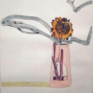 Andy Warhol - Flowers  -  Andy Warhol - 4282B