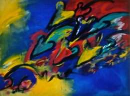 "Anette Abrahamson - ""Invasion råttor""  -  Anette Abrahamson - 2955A"