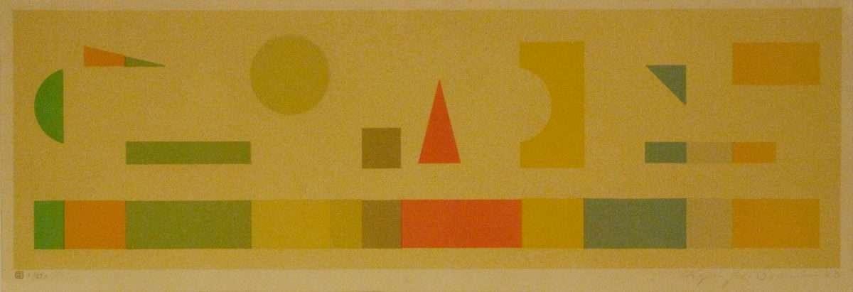 Bamse Kragh Jacobsen - Gul Citron  -  Bamse Kragh Jacobsen - 1574B