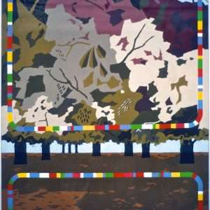 Bent Karl Jacobsen - Jardin du Luxembourg I  -  Bent Karl Jacobsen - 2431A