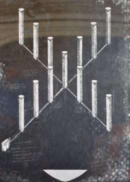 Bjarne H H von Solberg - Cross I/Installation - Bjarne H H von Solberg - 3875A
