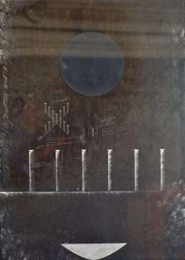Bjarne H H von Solberg - Cross IVA/Installation - Bjarne H H von Solberg - 3877A