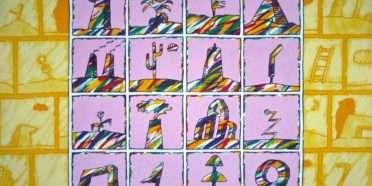 Komposition  –  Bjørn T. Hansen – 2380A