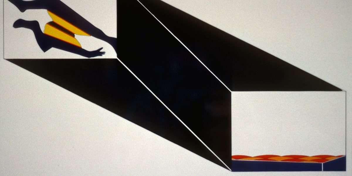 Carl Magnus - Komposition III  -  Carl Magnus - 1612B