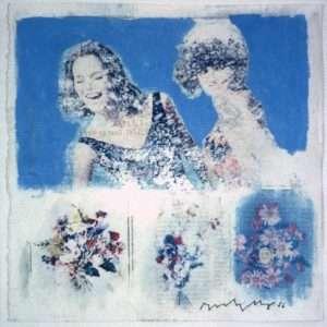 David Rubello - Summer Flowers  -  David Rubello - 1279A