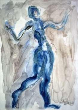 David Rubello - Dancer - David Rubello - 1284A