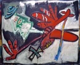 "Erik A Frandsen - ""Beuys i Sibirien""  -  Erik A Frandsen - 4639A"