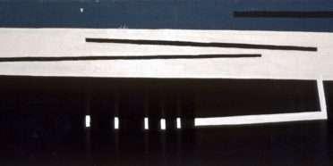 Vandrette og lodrette linier  –  Flemming Rosenfalck – 1797A