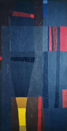 Flemming Rosenfalck - Lodrette linier  -  Flemming Rosenfalck - 995A