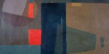 Gule og røde dominanter  –  Flemming Rosenfalck – 996A