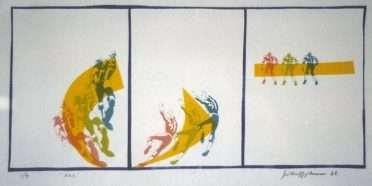 3 x 3  –  Frithioff Johansen – 1277B