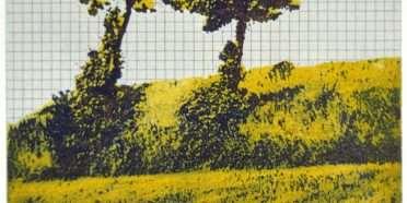 Træer fra mit regnehæfte 1  –  Frithioff Johansen – 2367B