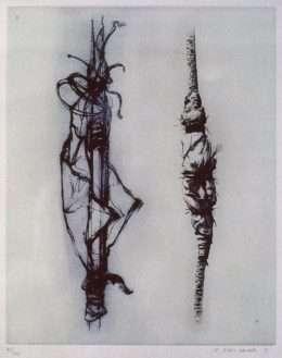 Gerard Titus-Carmel - Sticks & hankerchiefs  -  Gerard Titus-Carmel - 2993B