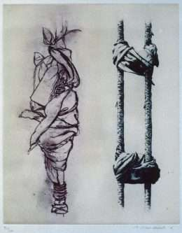 Gerard Titus-Carmel - Sticks & hankerchiefs  -  Gerard Titus-Carmel - 2995B