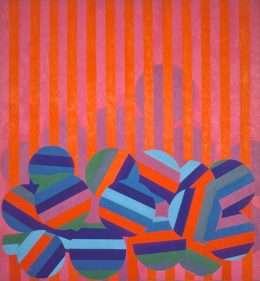 Henning Damgaard Sørensen - Komposition med bolde  -  Henning Damgaard Sørensen - 2333A