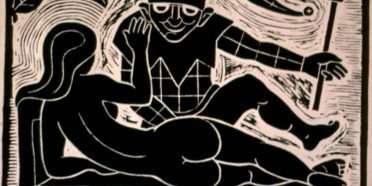 Kvinden og narren  –  Henry Heerup 1907-1993 – 1231B