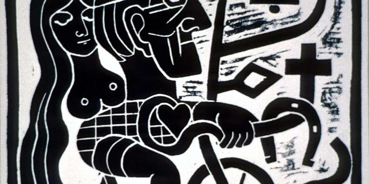 Henry Heerup 1907-1993 - På livsvejen  -  Henry Heerup 1907-1993 - 1237B