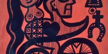 Plakat  –  Henry Heerup 1907-1993 – 1268B