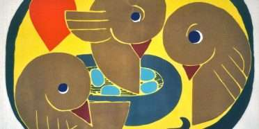 Fuglereden  –  Henry Heerup 1907-1993 – 130B