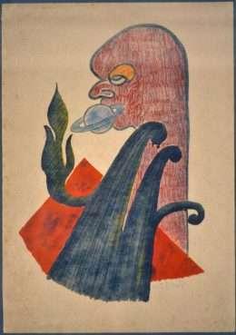 Henry Heerup 1907-1993 - Komposition  -  Henry Heerup 1907-1993 - 1970B