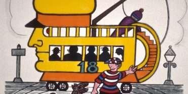 Legedage  –  Henry Heerup 1907-1993 – 3391B