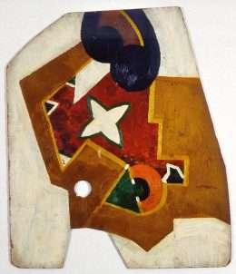 Henry Heerup 1907-1993 - Paletbillede  -  Henry Heerup 1907-1993 - 3866A