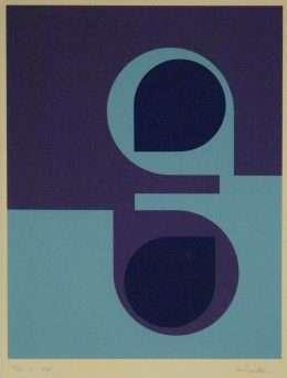 Ib Geertsen - Komposition I  -  Ib Geertsen - 1678B