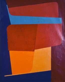 Ib Geertsen - Komposition  -  Ib Geertsen - 654A