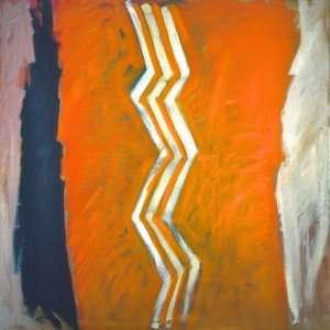 Inge Reusch - Et orange forløb II  -  Inge Reusch - 3606A