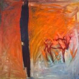 Inge Reusch - Et orange forløb III  -  Inge Reusch - 3607A