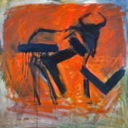 Inge Reusch - Et orange forløb IV  -  Inge Reusch - 3608A