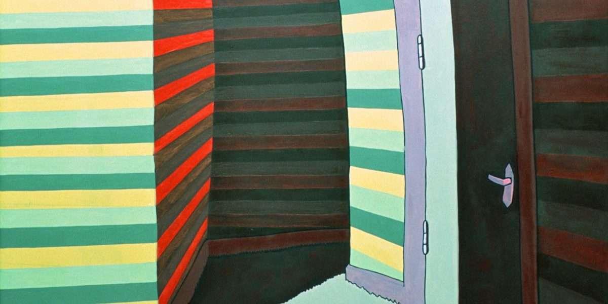 Jens Thegler - Room no.1  -  Jens Thegler - 4569A